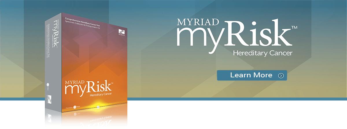 Myriad myRisk